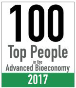 The Top 100 People in the Advanced Bioeconomy 2017