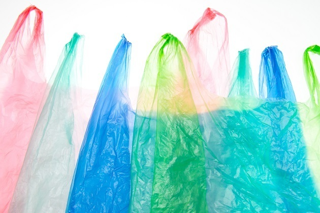 Plastic Bag Recycling Ideas