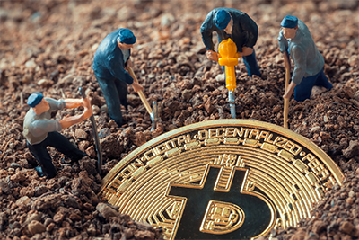 The Market Potential of Bitcoin Mining