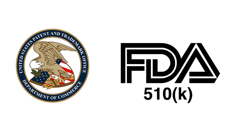 US patent & FDA