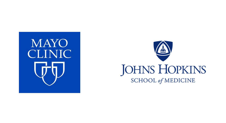 Mayo Clinic & John Hopkins