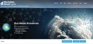 Biomaterialen presentatie