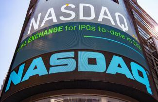 โฆษณา NASDAQ