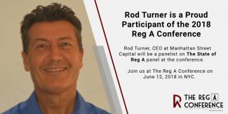 Reg A + presentazione della conferenza