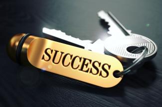 กุญแจสู่ความสำเร็จ