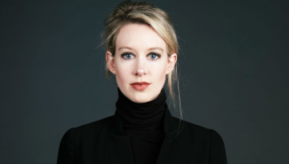 Elizabeth Holmes and her billion dollar company