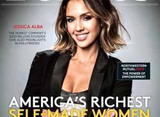 Jessica Alba ja hänen $ 1 Billion Company
