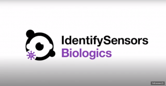 Identify sensors biologics logo